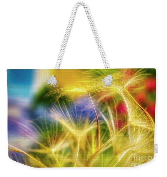 Seed 3 Weekender Tote Bag