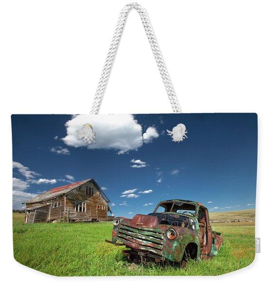 Seen Better Days Weekender Tote Bag