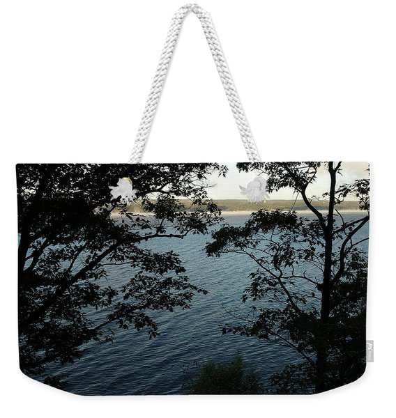 Seneca Lake Weekender Tote Bag
