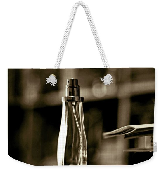 Sepia Definition Of Beauty Weekender Tote Bag