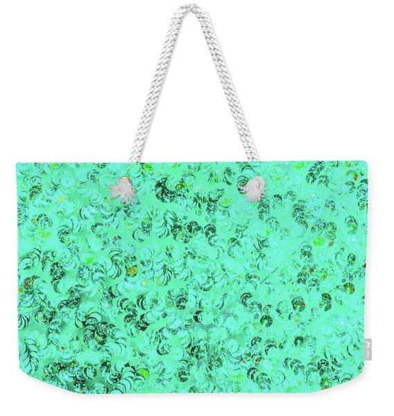 Sequin Dreams 1 Weekender Tote Bag