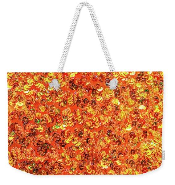 Sequin Dreams 2 Weekender Tote Bag