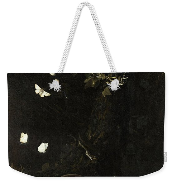 Serpents And Insects, 1647 Weekender Tote Bag