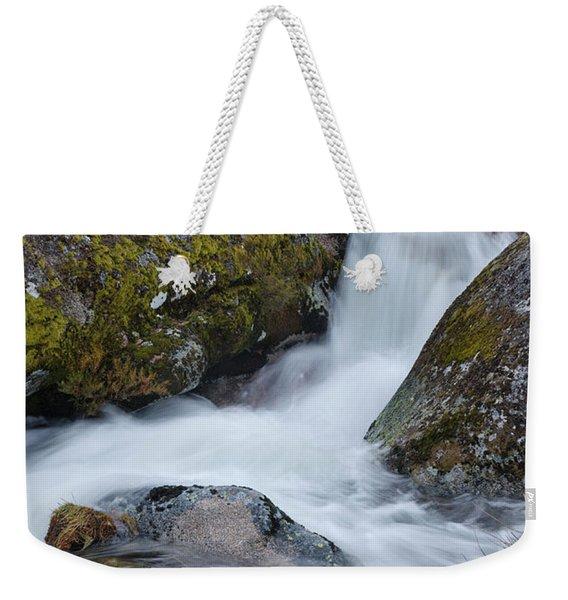 Serra Da Estrela Waterfalls. Portugal Weekender Tote Bag