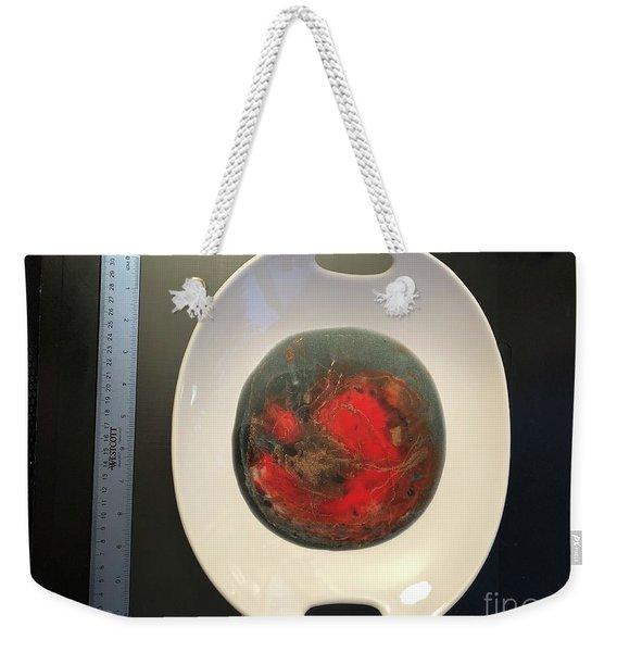 Serving Dish-13 Weekender Tote Bag