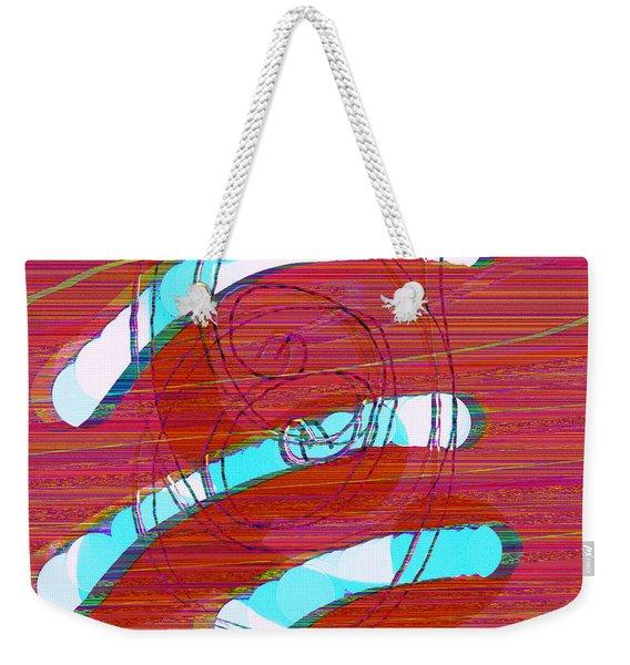 Set Me Free Weekender Tote Bag
