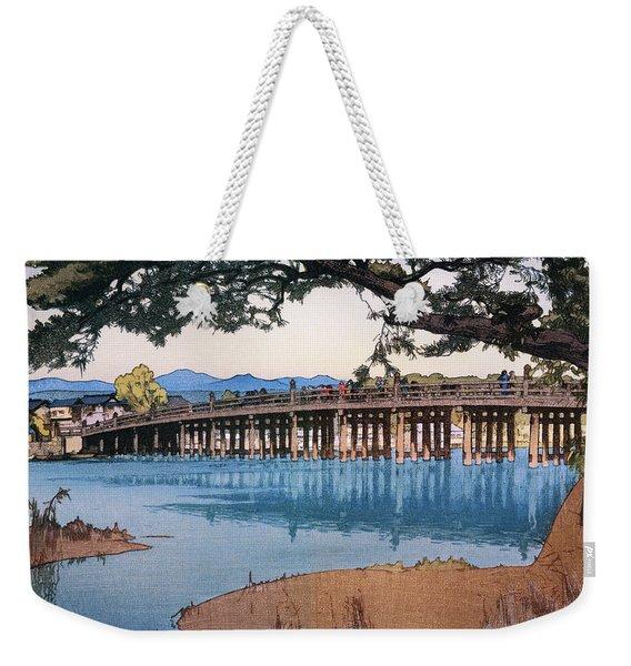 Setanokarahashi - Digital Remastered Edition Weekender Tote Bag
