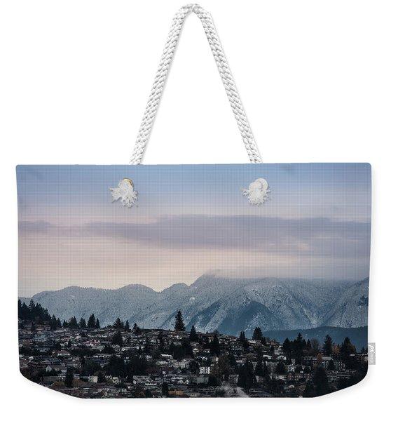 Seymour Winterscape Weekender Tote Bag