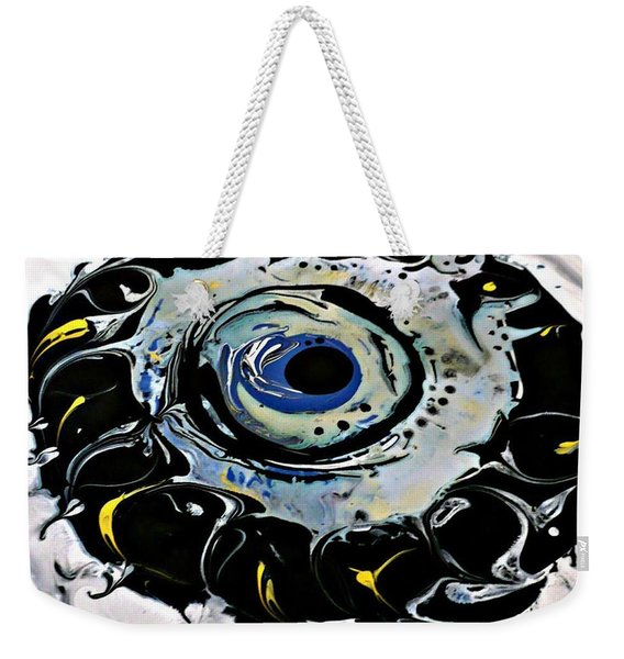 Sgc.m87  Weekender Tote Bag