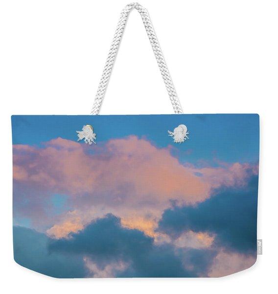 Shades Of Clouds Weekender Tote Bag
