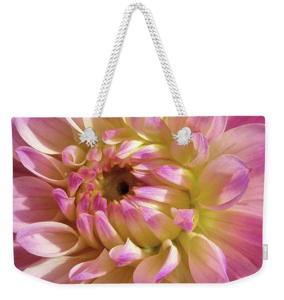 Shades Of Pink Weekender Tote Bag