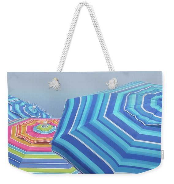 Weekender Tote Bag featuring the photograph Shades Of Summer by JAMART Photography