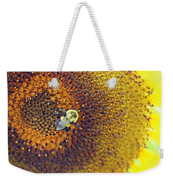 Shades Of Sun Weekender Tote Bag