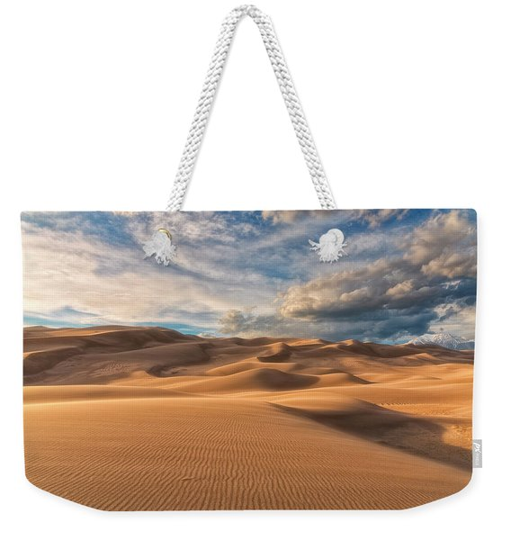 Shadowed Weekender Tote Bag