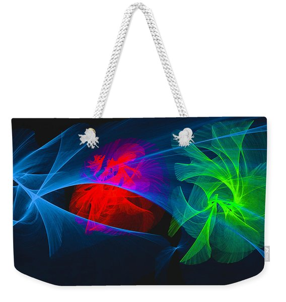 Shapes And Colours #i1 Weekender Tote Bag