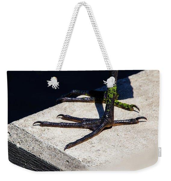 Sharp Perspective  Weekender Tote Bag