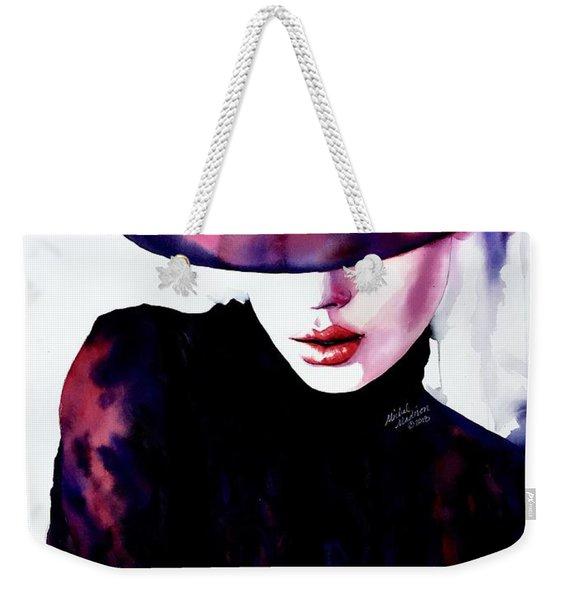She Remembered Weekender Tote Bag