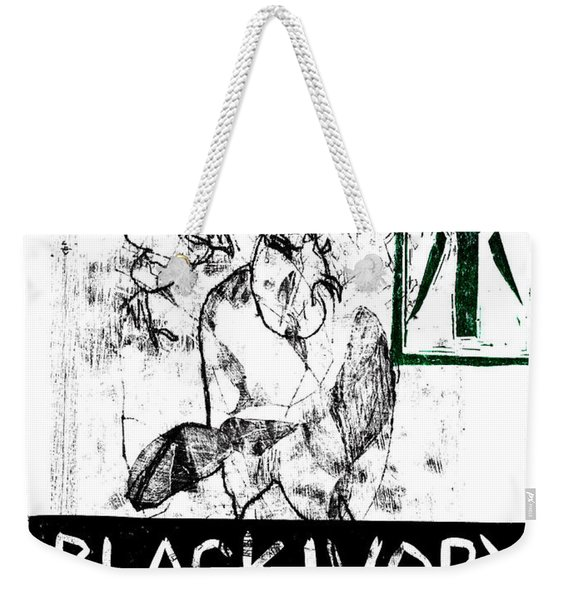 Shin Detonator Novel Dada Page 236f1 Weekender Tote Bag