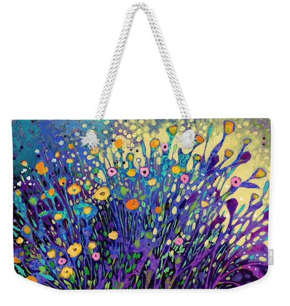 Shining Light Onto My Shadows Weekender Tote Bag