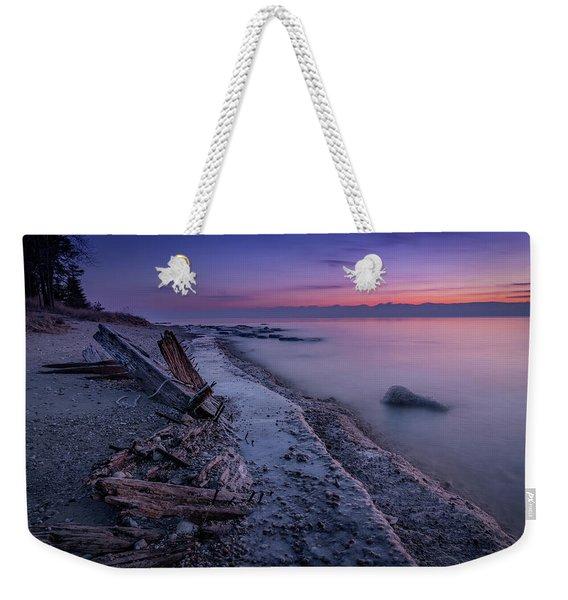 Shipwrecked Weekender Tote Bag