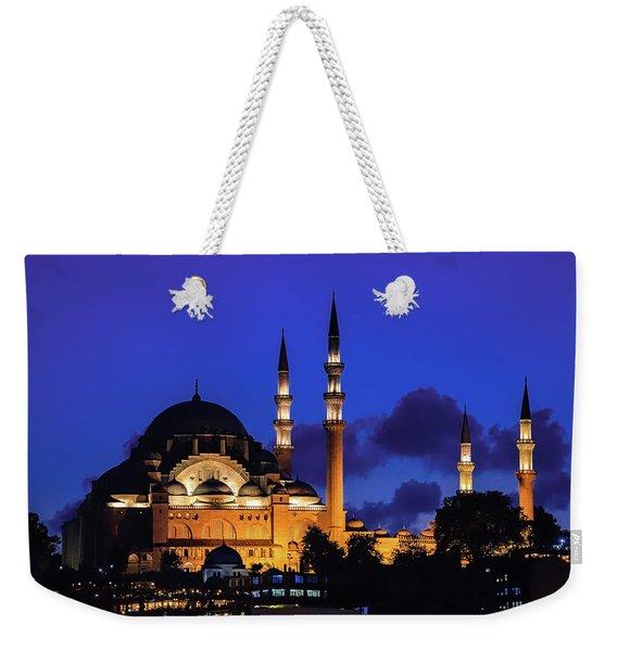 Shophia Weekender Tote Bag