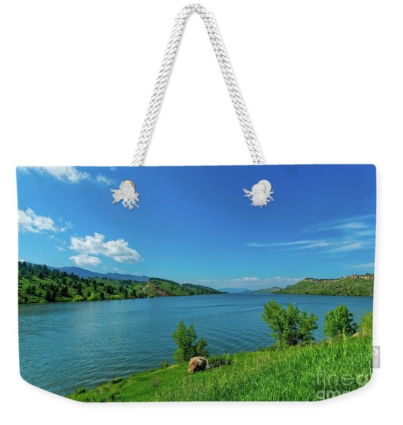 Shore Leave Weekender Tote Bag