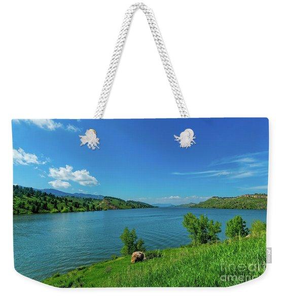 Shore Leave Weekender Tote Bag