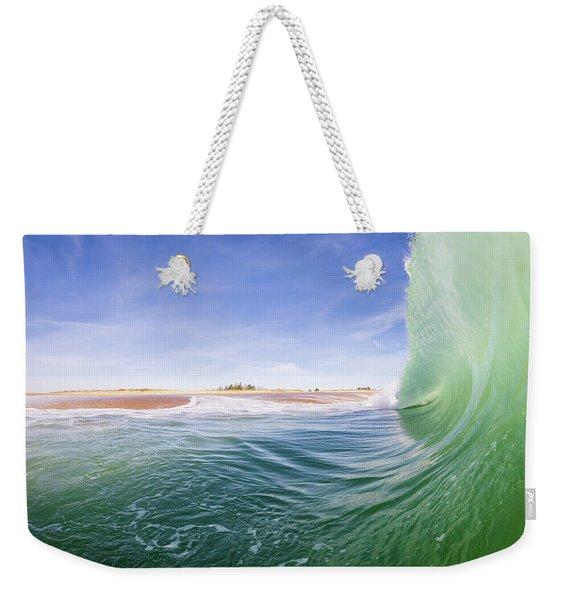 Shorebreak Weekender Tote Bag