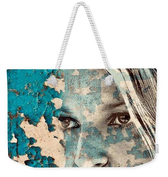Sia Weekender Tote Bag