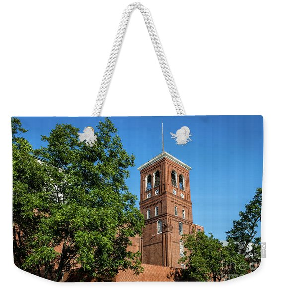 Sibley Mill Augusta Ga Weekender Tote Bag