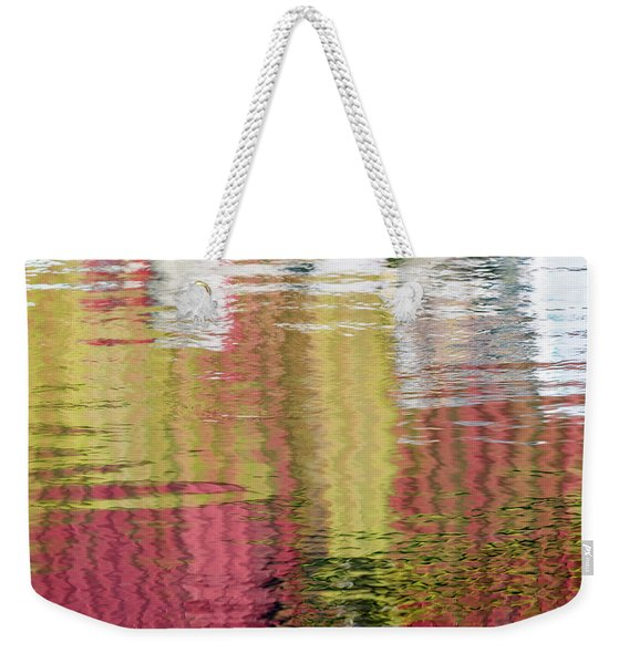 Siding Salesman Weekender Tote Bag