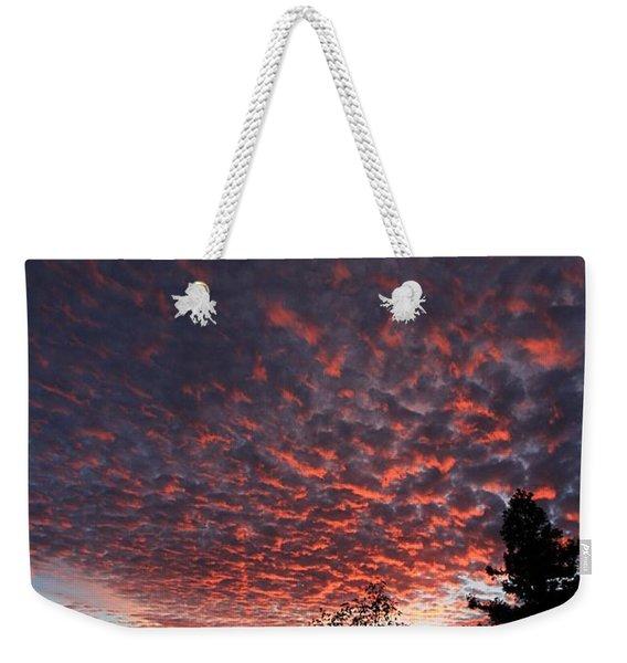 Sierra Skies Weekender Tote Bag