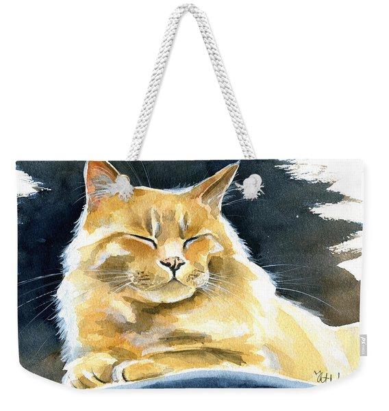 Siesta  Weekender Tote Bag