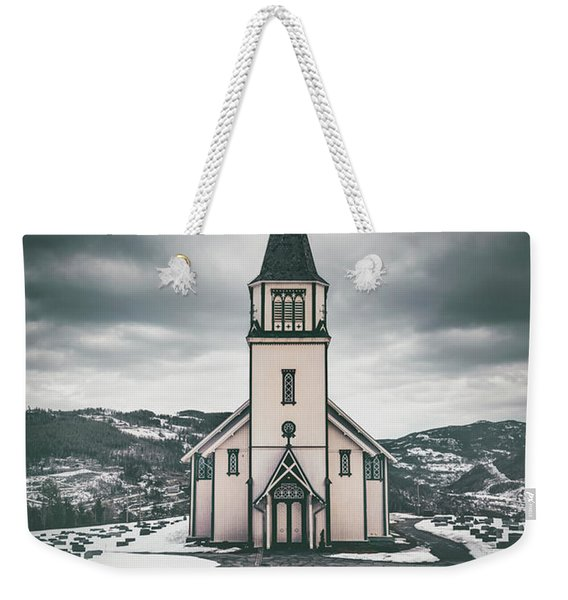 Silent Prayers Weekender Tote Bag