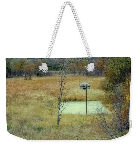 Silent Sounds From Long Ago Weekender Tote Bag