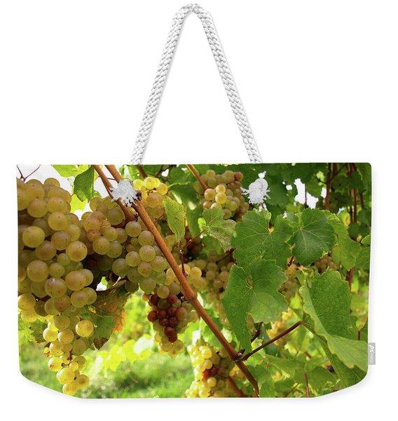Silver Thread - 5 Weekender Tote Bag