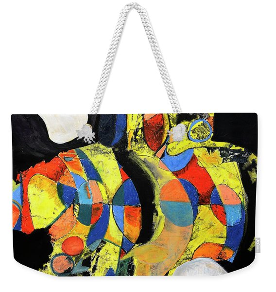 Sir Future Weekender Tote Bag