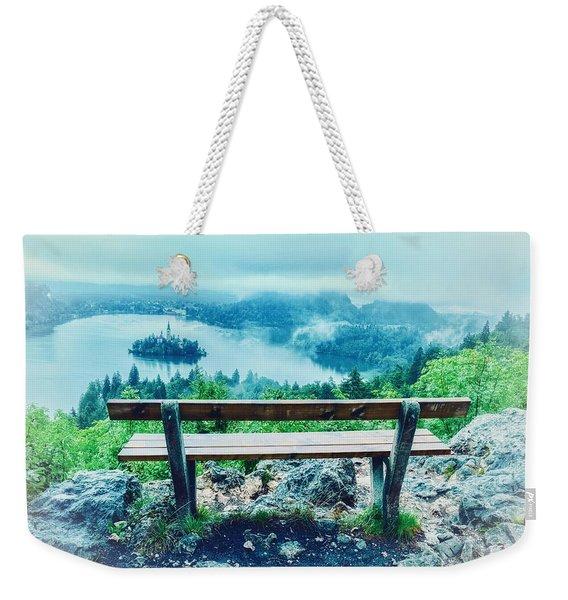Sit A Spell Weekender Tote Bag