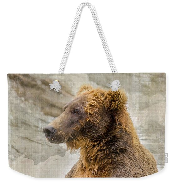 Sitting In The Whirlpool 2 Weekender Tote Bag