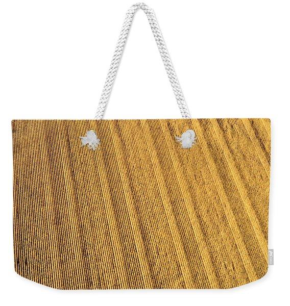 Sixty Million Kernels Weekender Tote Bag