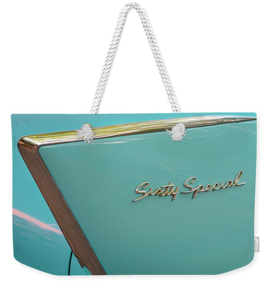 Sixty Special Weekender Tote Bag