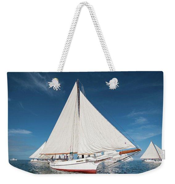 Skipjack Rosie Parks Weekender Tote Bag