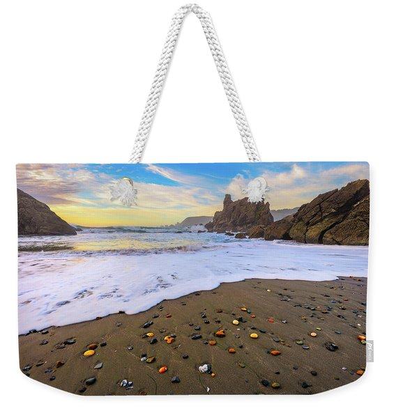 Skittles Beach Weekender Tote Bag