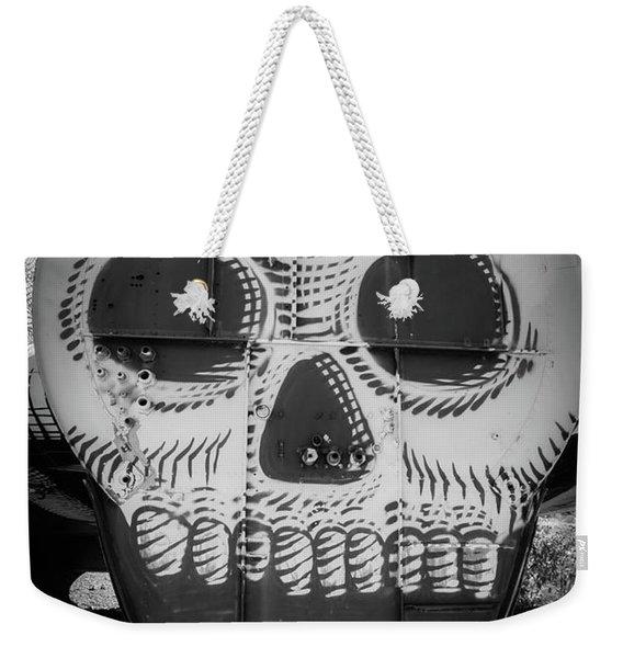 Skulldrudgery Weekender Tote Bag