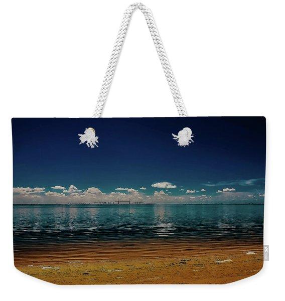 Sky Way Weekender Tote Bag
