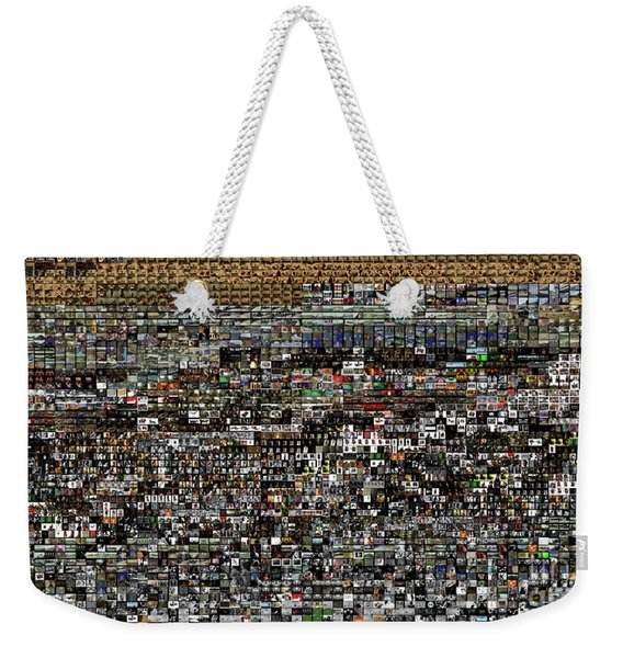 Slice Of Lanscape Weekender Tote Bag