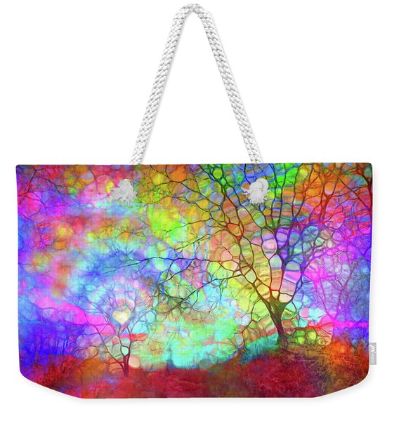 Small Acts Of Kindness Weekender Tote Bag