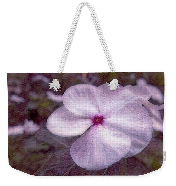 Small Flower Weekender Tote Bag