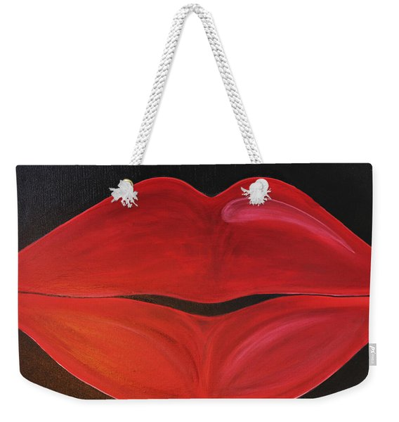 Smooches Weekender Tote Bag