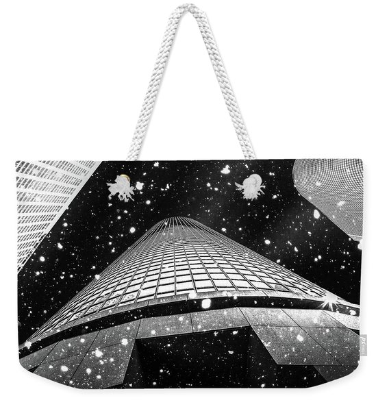 Snow Collection Set 01 Weekender Tote Bag
